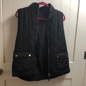 Puffer vest from Francesca's